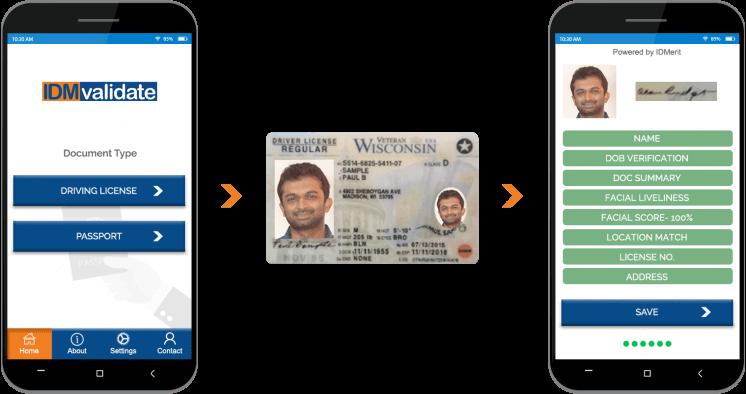 IDMvaildate-ID-Scanning